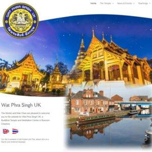 Wat Phras Singh UK
