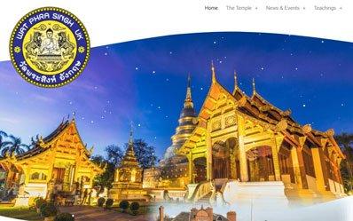 Wat Phra Singh UK